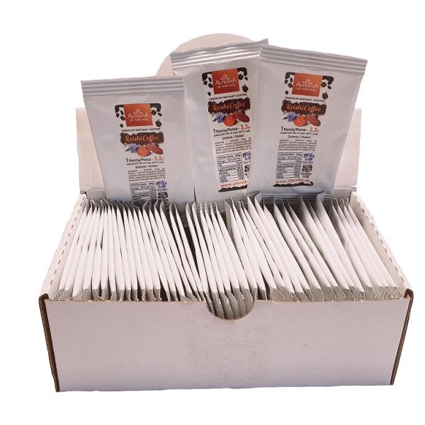 Reishi Coffee Box 45x3,3g