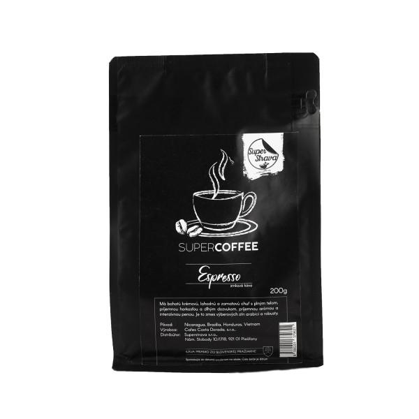 Superstrava Supercoffee Espresso 200g
