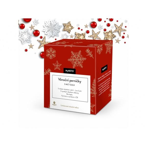 MyKETO Vianočné perníky s MCT olejom 220g