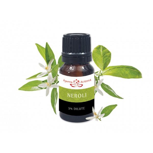 100% esenciálny olej NEROLI (pomarančový kvet) 10ml