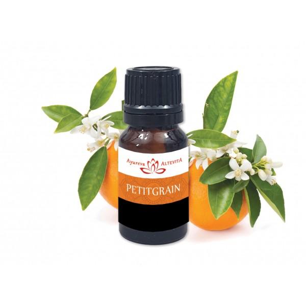 100% esenciálny olej PETITGRAIN (pomarančové listy) 10ml