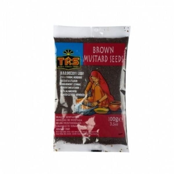 TRS Horčičné semienko tmavé 100g