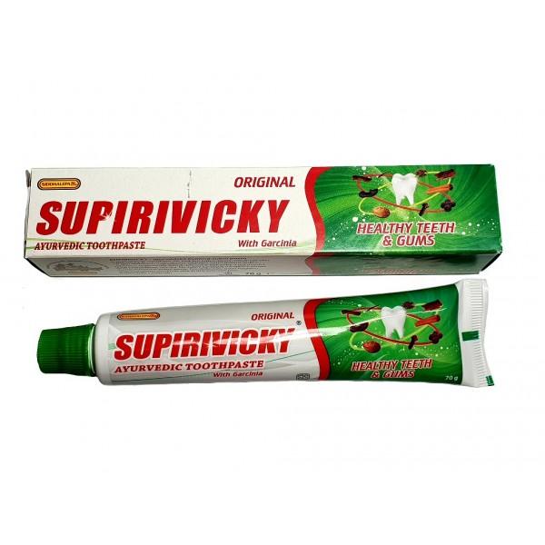 Siddhalepa Zubná pasta Supirivicky, 70 g