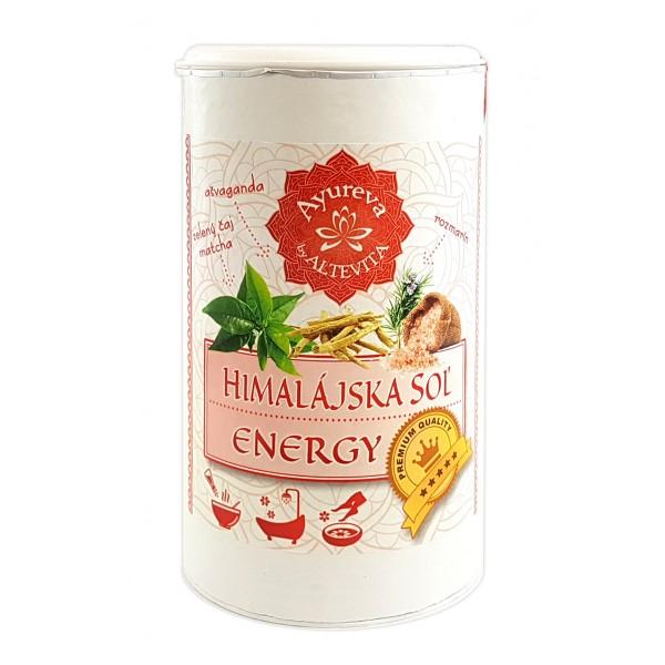 Himalájska soľ Energy 350g