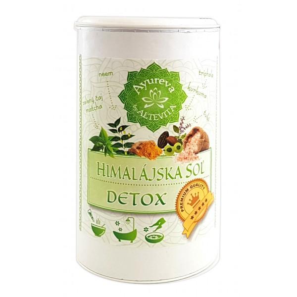 Himalájska soľ Detox 350g