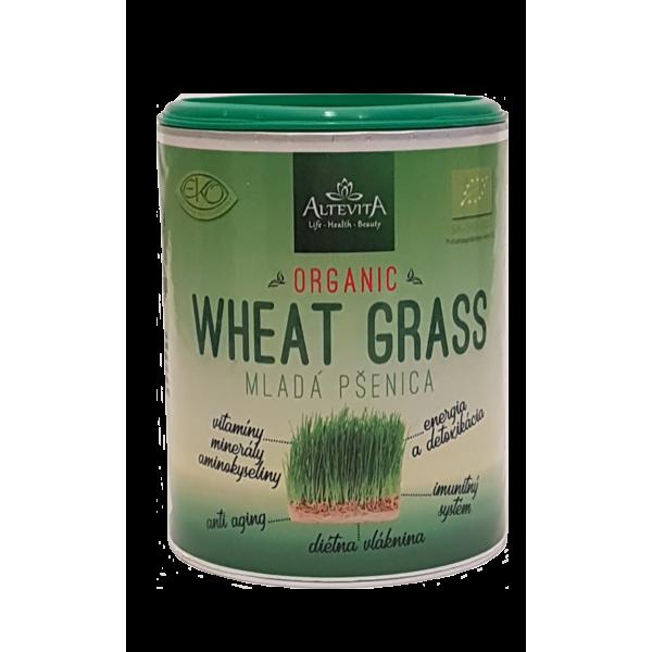 Altevita BIO Mladá pšenica prášok 90g