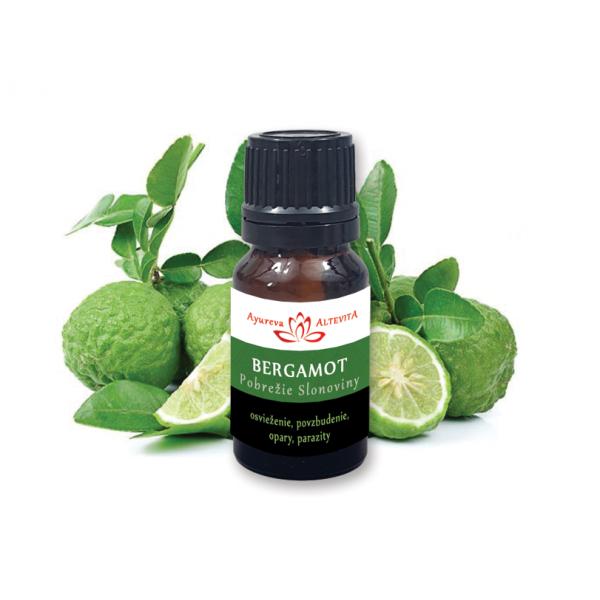 100% esenciálny olej BERGAMOT 10ml