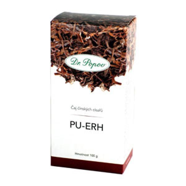Čaj sypaný Pu-Erh 100g