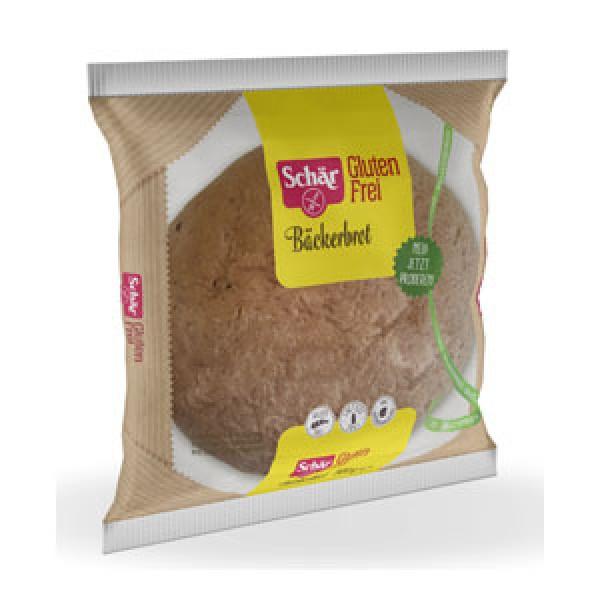 Chlieb Bäckerbrot bezgluténový 300g
