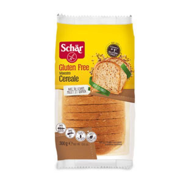 Chlieb  Maestro Cereale /Mehrkorn/  300g