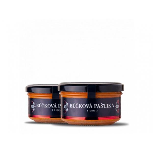 Bôčiková paštéta s chilli Čongrády 160g