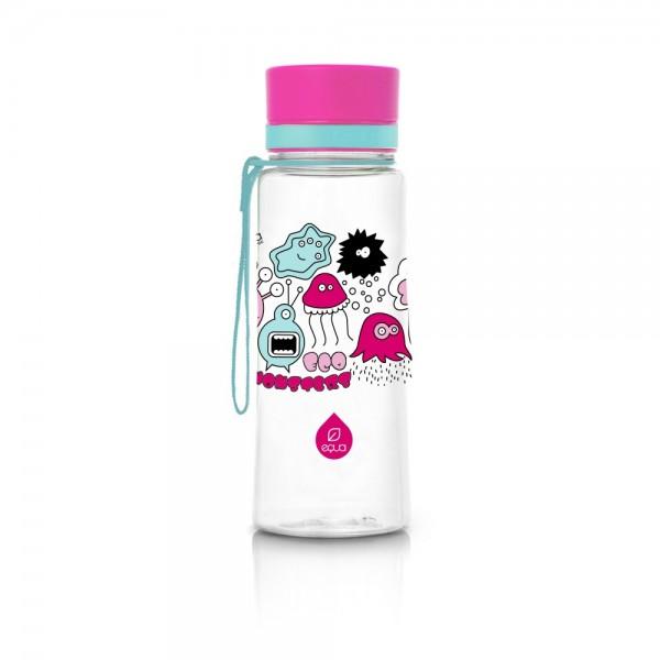 Fľaša EQUA Pink Monsters 600ml