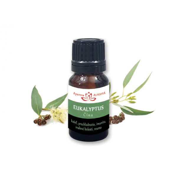 Eukalyptus 100% esenc.olej 10ml
