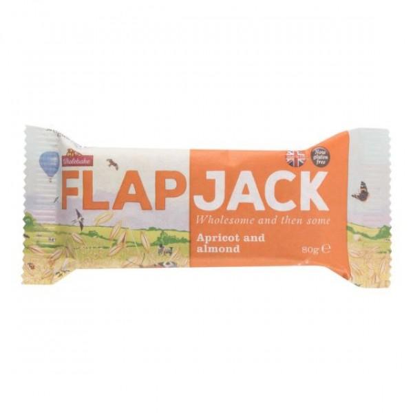Flapjack ovsený marhuľa-mandle bezlepkový 80g
