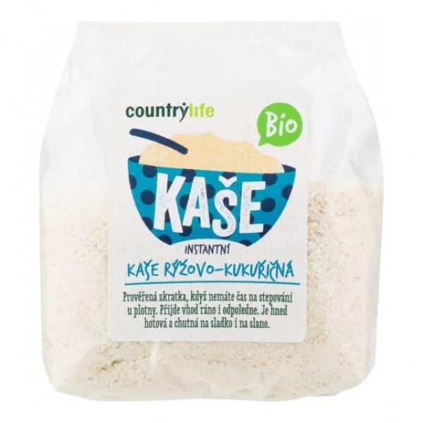 Kaša ryžovo-kukuričná inst. BIO 300g