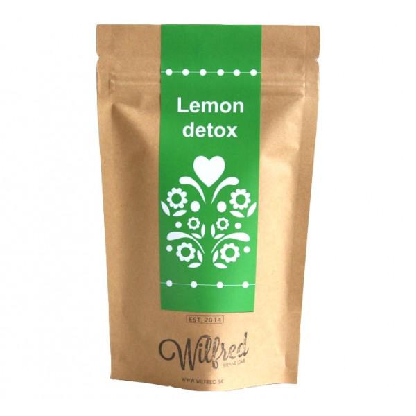 Čaj sypaný Lemon detox 50g