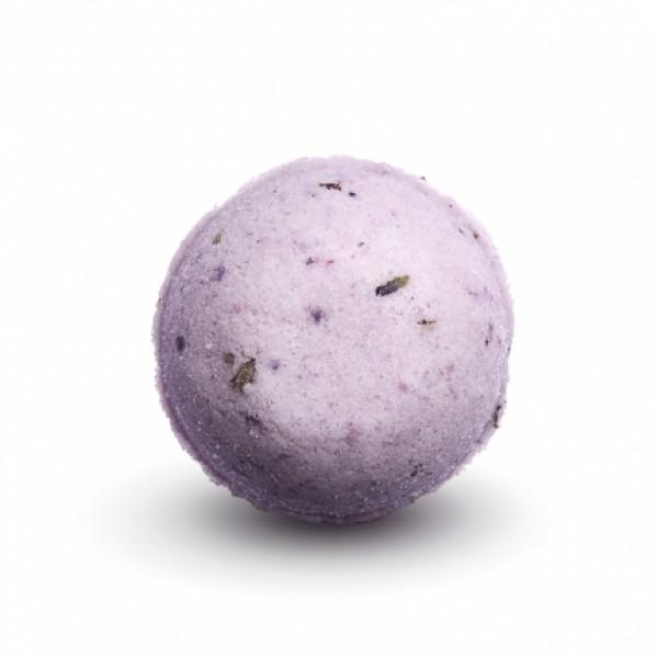 Levanduľové pole - šumivá bomba do kúpeľa 85g