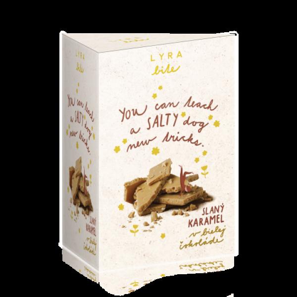 LYRA BITE Slaný karamel