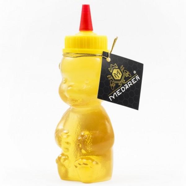 Med agátový Medáreň v plastovom mackovi 260g