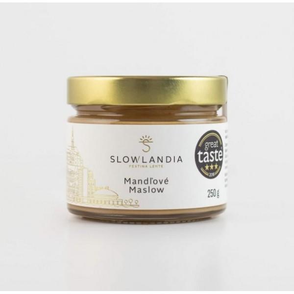 Mandľové maslow Slowlandia 250g