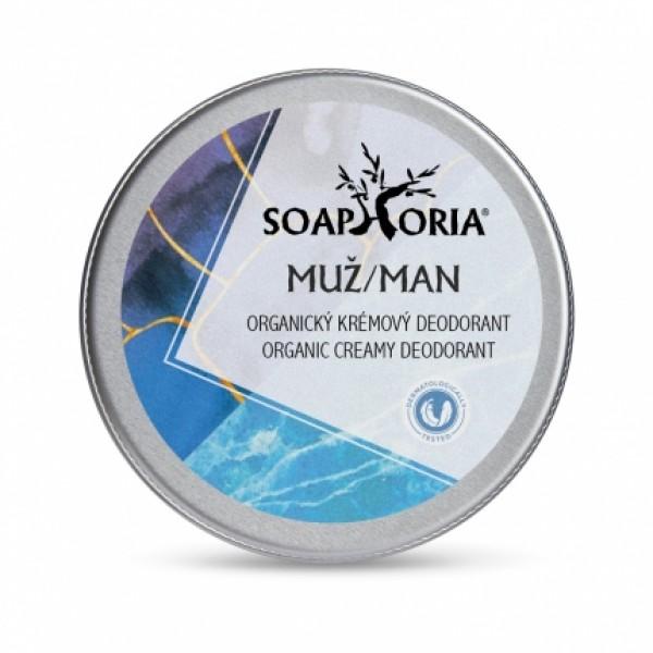 Muž - organický krémový dezodorant 50ml