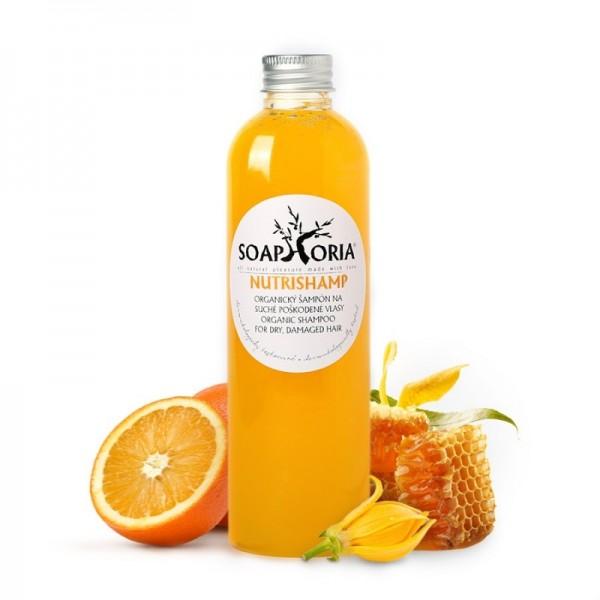 Nutrishamp - tekutý šampón na suché vlasy 250ml