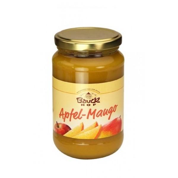 Pyré jablko - mango bez cukru BIO 360g Bauck HOF