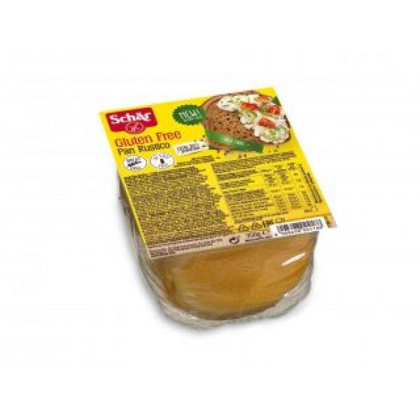Chlieb Rustico bezlepkový 250g SCHAR