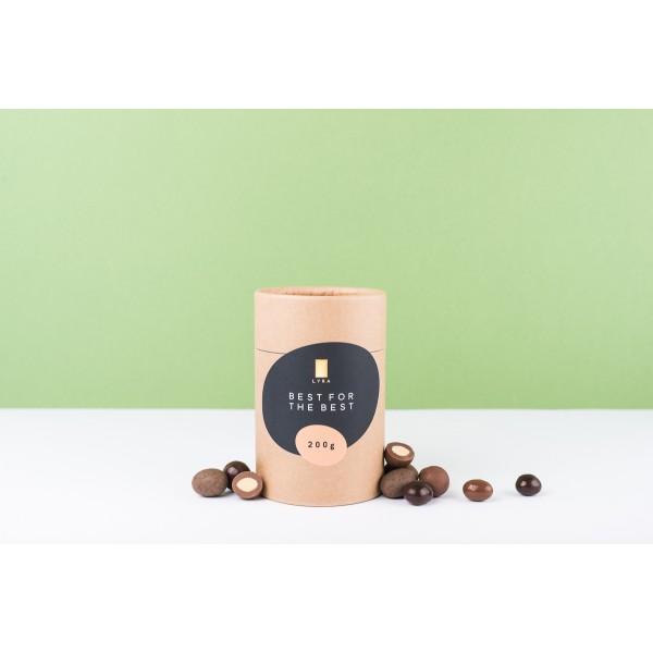 Mix orechov v čokoláde Best for the best 200g