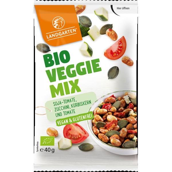 Mix semienok a sušenej zeleniny BIO 40g
