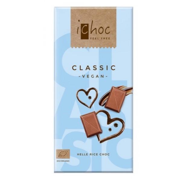 Čokoláda ryžová classic BIO 80g