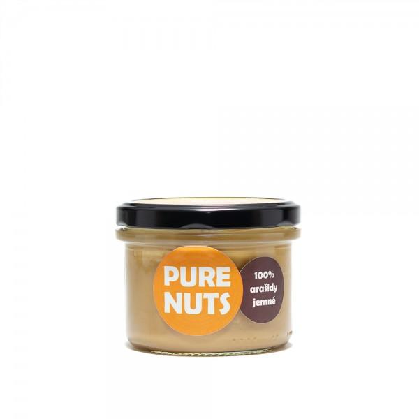 Pure Nuts 100% arašidy jemné 200g