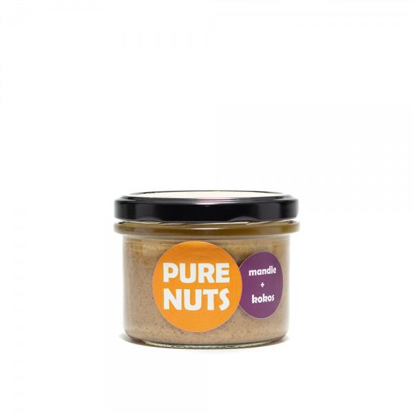 Pure nuts mandle + kokos 200g