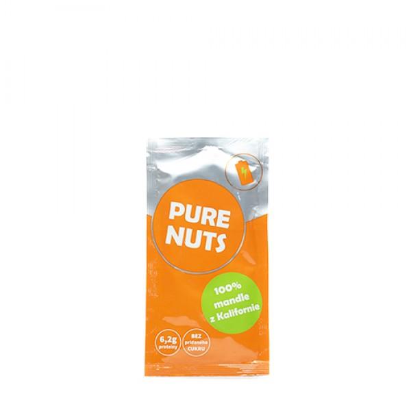 Pure Nuts Energy 100% mandle z Kalifonie 25g