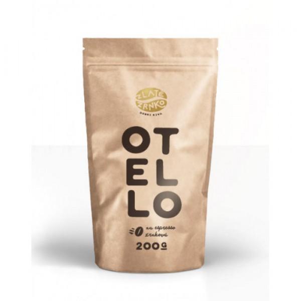 Zrnková káva Otello 200g