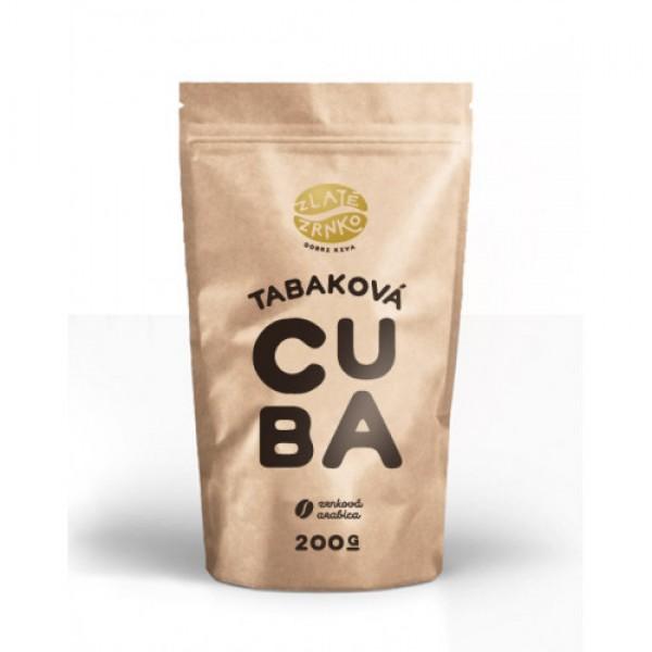 Zrnková káva Cuba arabika 200g
