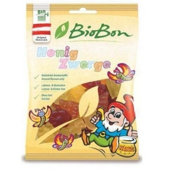 Gumoví medoví trpaslíci BIO 85g
