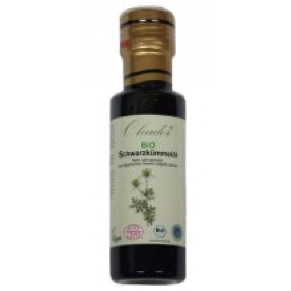 Olej z čiernej rasce BIO 100ml Biopurus