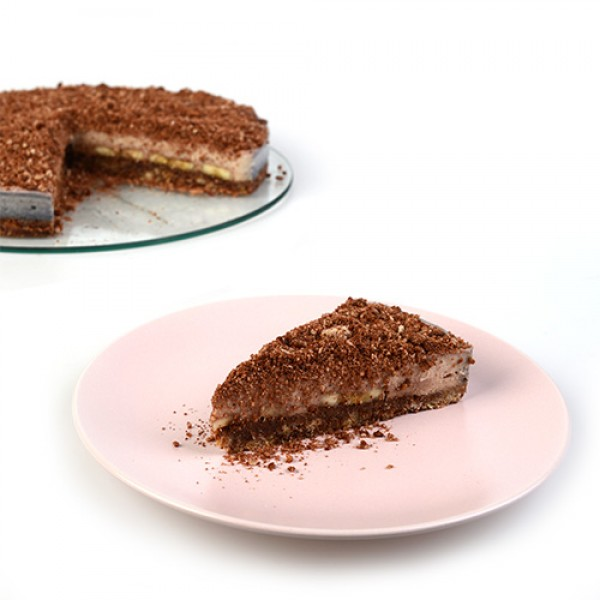 RAW torta Krtkova torta na objednávku.