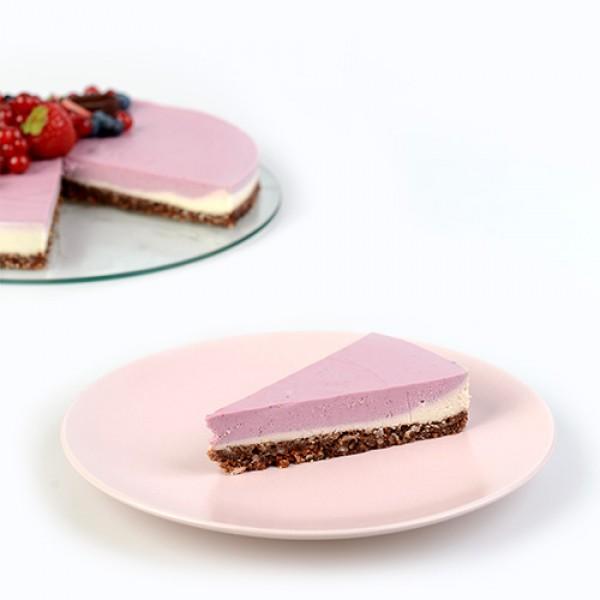 RAW torta Vanilka a malina na objednávku.