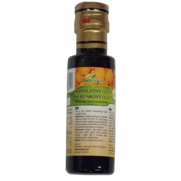 Olej marhuľový BIO 100ml Biopurus