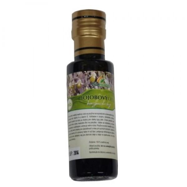 Olej jojobový BIO 100ml Biopurus