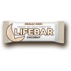 Kokosová tyčinka Lifebar BIO 47g Lifefood