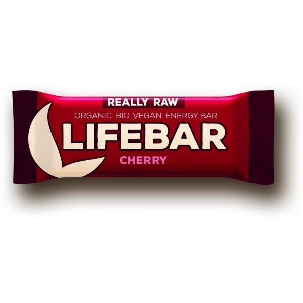 Čerešňová tyčinka Lifebar BIO 47g Lifefood