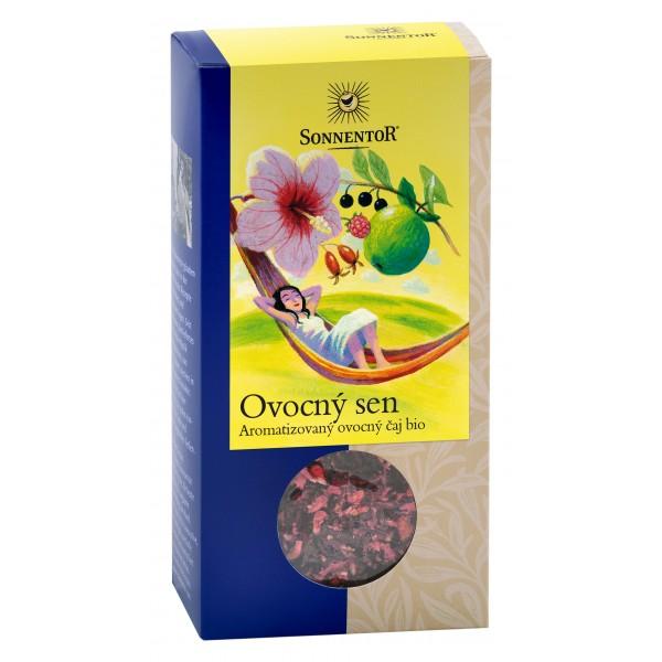 Sypaný čaj Ovocný sen BIO 100g Sonnentor