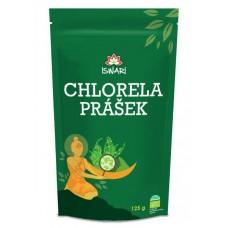 Chlorella prášok BIO 125g ISWARI