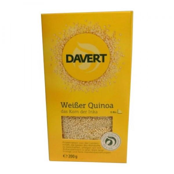 Quinoa biela BIO 200g Davert