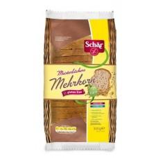 Bezlepkový cereálny chlieb Mehrkorn  300g