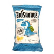 Biosaurus Junior morská soľ bezlepkové BIO 50g