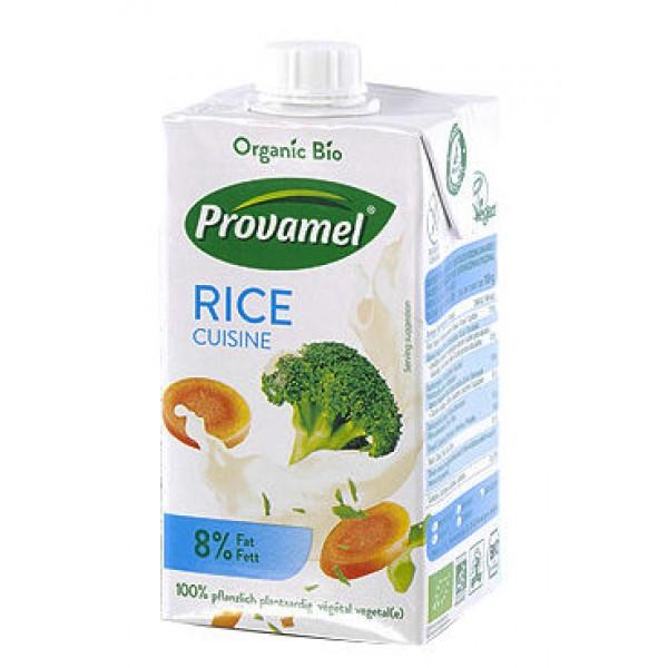 Ryžová smotana Provamel BIO  250ml